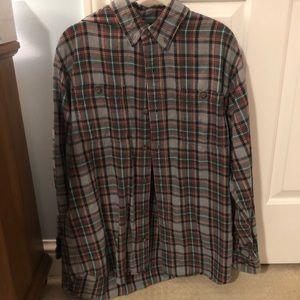 Medium Duluth Trading Company Grey Flannel